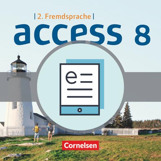 Access - Schülerbuch als E-Book - Band 3