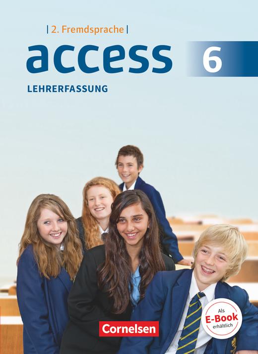 Access - Schülerbuch - Lehrerfassung - Band 1