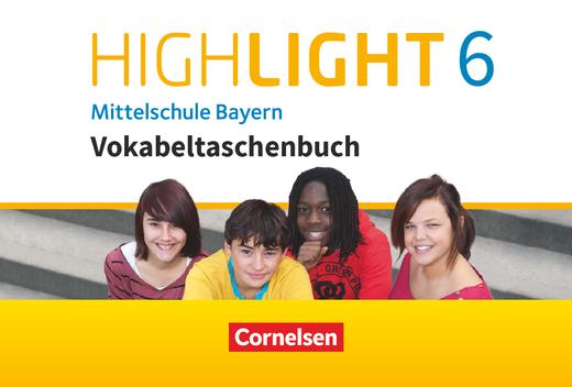 Highlight - Vokabeltaschenbuch - 6. Jahrgangsstufe