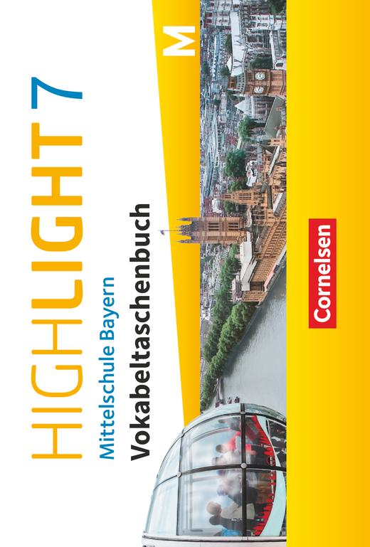Highlight - Vokabeltaschenbuch - 7. Jahrgangsstufe