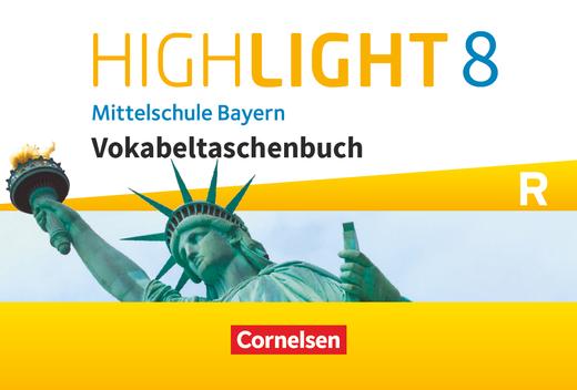 Highlight - Vokabeltaschenbuch - 8. Jahrgangsstufe
