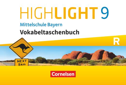Highlight - Vokabeltaschenbuch - 9. Jahrgangsstufe