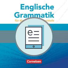 Englische Grammatik - Grammatik als E-Book
