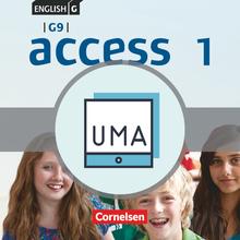 Access - Unterrichtsmanager Plus online (Demo 90 Tage) - Band 1: 5. Schuljahr