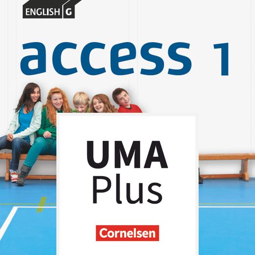 English G Access - Unterrichtsmanager Plus online (Demo 90 Tage) - Band 1: 5. Schuljahr