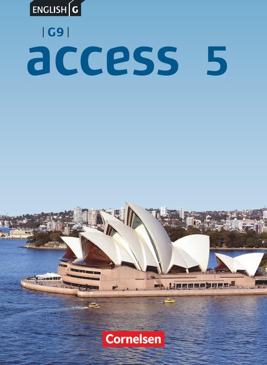 Access - Schülerbuch - Band 5: 9. Schuljahr