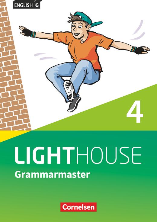 English G Lighthouse - Grammarmaster mit Lösungen - Band 4: 8. Schuljahr