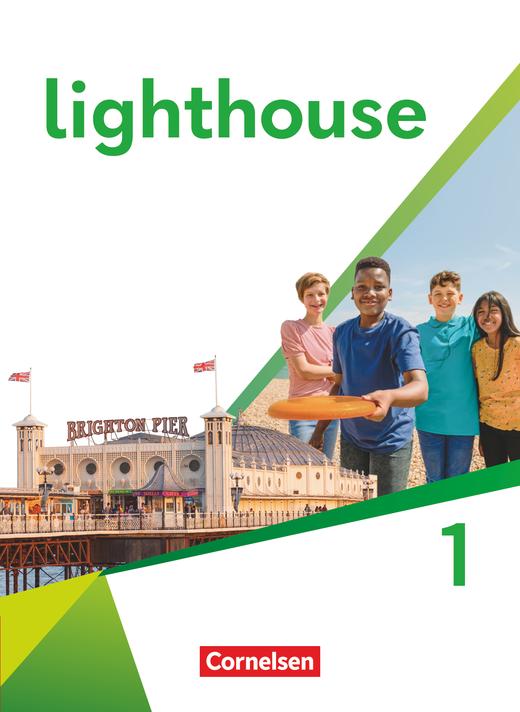 Lighthouse - Schülerbuch - Band 1: 5. Schuljahr