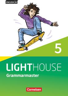 English G Lighthouse - Grammarmaster mit Lösungen - Band 5: 9. Schuljahr