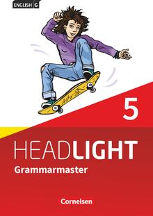 English G Headlight - Grammarmaster mit Lösungen - Band 5: 9. Schuljahr