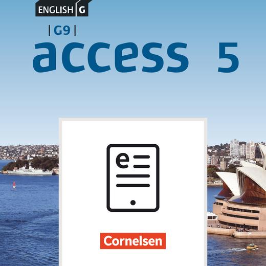 Access - Schülerbuch als E-Book - Band 5: 9. Schuljahr