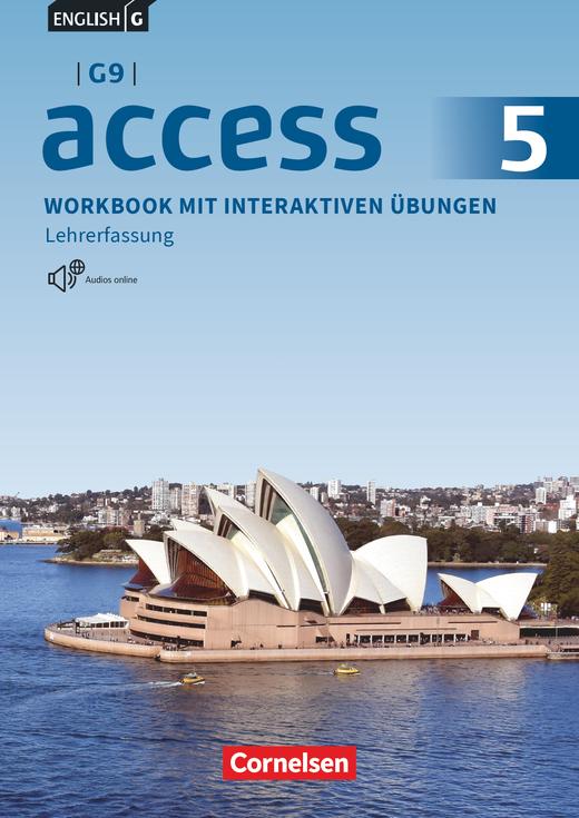 Access - Workbook mit interaktiven Übungen auf scook.de - Lehrerfassung - Band 5: 9. Schuljahr