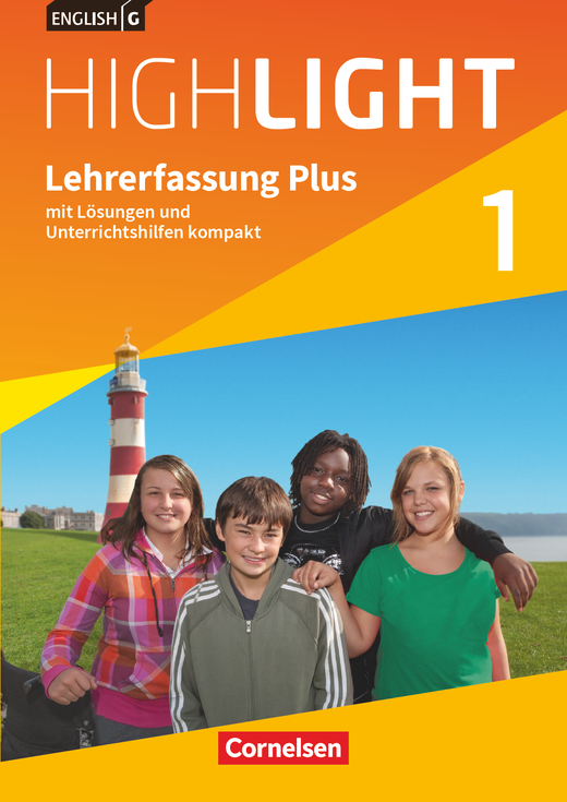 English G Highlight - Lehrerfassung Plus - Band 1: 5. Schuljahr