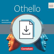 Cornelsen Senior English Library - Othello - Handreichungen für den Unterricht mit Klausurvorschlag als Download - Ab 11. Schuljahr