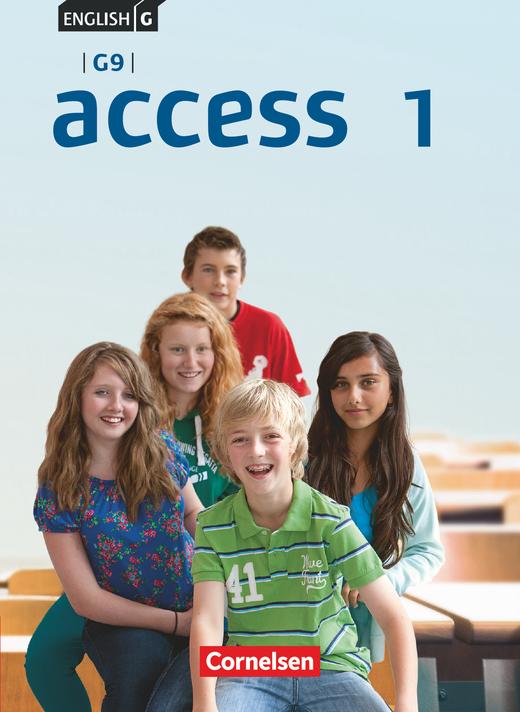 Access - Schülerbuch - Band 1: 5. Schuljahr