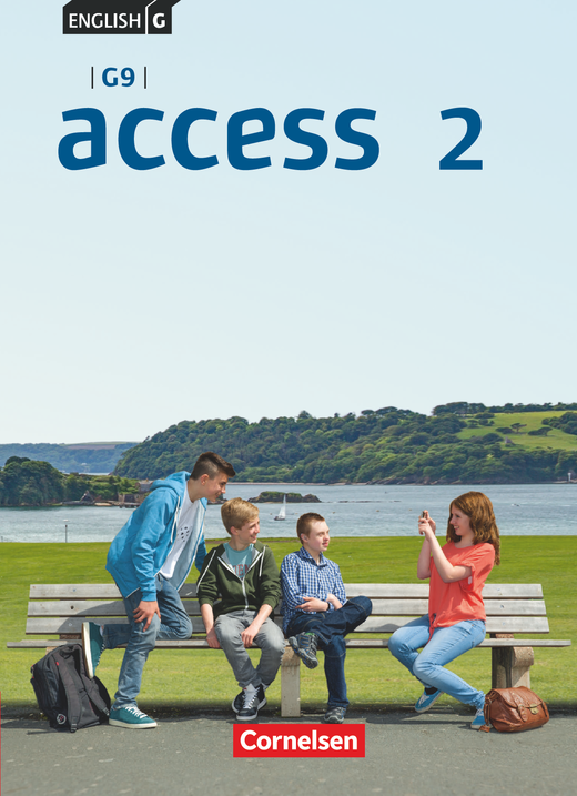 Access - Schülerbuch - Band 2: 6. Schuljahr