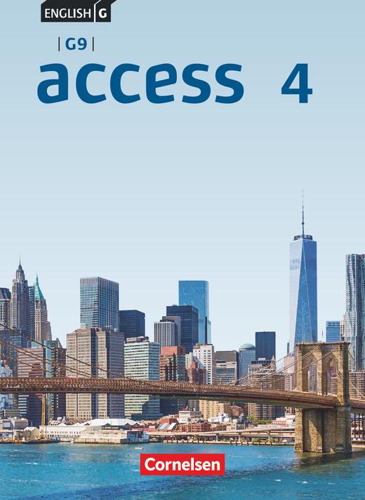 Access - Schülerbuch - Band 4: 8. Schuljahr