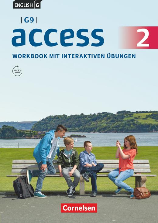 Access - Workbook mit interaktiven Übungen auf scook.de - Band 2: 6. Schuljahr