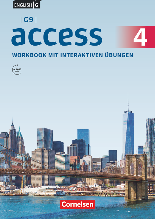 Access - Workbook mit interaktiven Übungen auf scook.de - Band 4: 8. Schuljahr