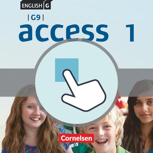 Access - Interaktive Übungen als Ergänzung zum Workbook - Band 1: 5. Schuljahr