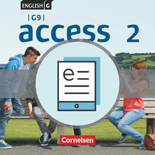 Access - Schülerbuch als E-Book - Band 2: 6. Schuljahr