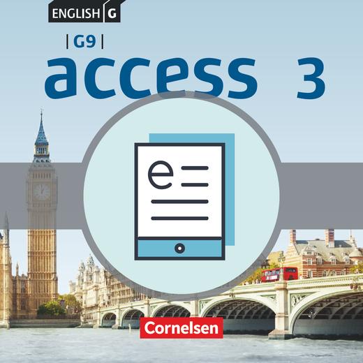 Access - Schülerbuch als E-Book - Band 3: 7. Schuljahr