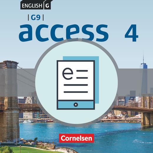 Access - Schülerbuch als E-Book - Band 4: 8. Schuljahr