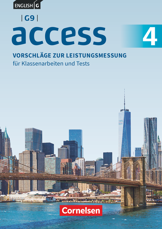 Access - Vorschläge zur Leistungsmessung - Für Klassenarbeiten und Tests - CD-Extra - Band 4: 8. Schuljahr