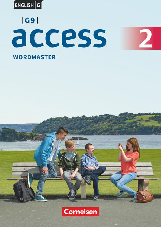 Access - Wordmaster mit Lösungen - Band 2: 6. Schuljahr