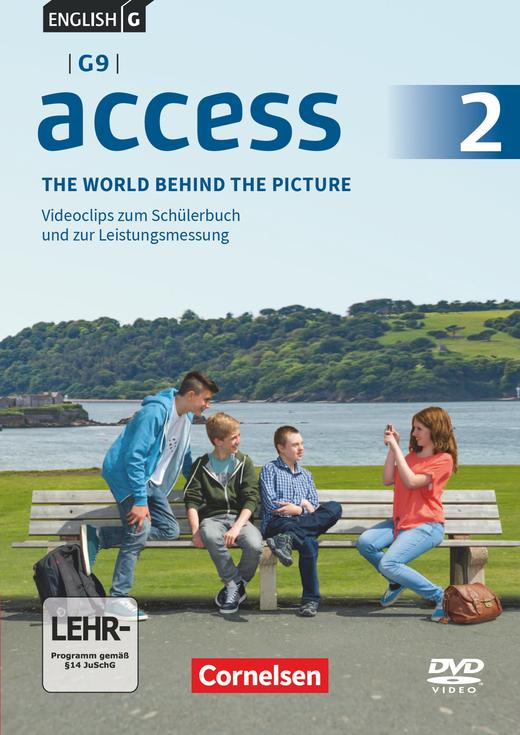 Access - Viewing - Video-DVD - Band 2: 6. Schuljahr