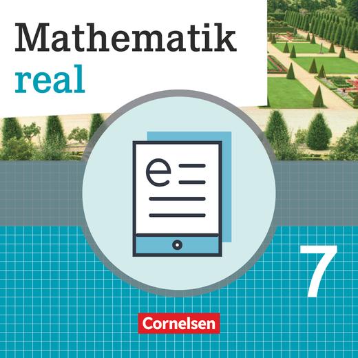 Mathematik real - Schülerbuch als E-Book - 7. Schuljahr