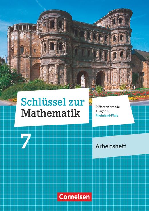 Schlüssel zur Mathematik - Arbeitsheft mit Online-Lösungen - 7. Schuljahr