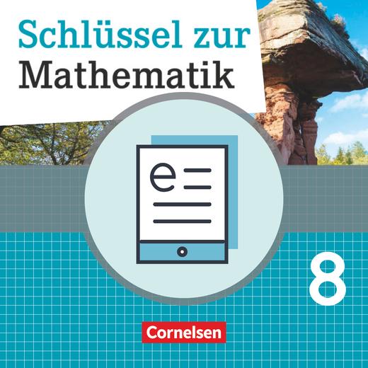 Schlüssel zur Mathematik - Schülerbuch als E-Book - 8. Schuljahr