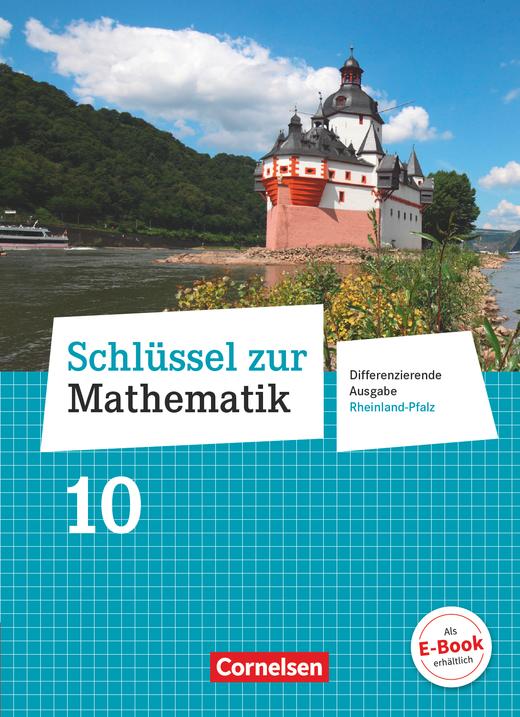 Schlüssel zur Mathematik - Schülerbuch - 10. Schuljahr