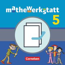 Mathewerkstatt - Rechenbausteine - Diagnose und Fördern - Selbsttest und Training - 5. Schuljahr