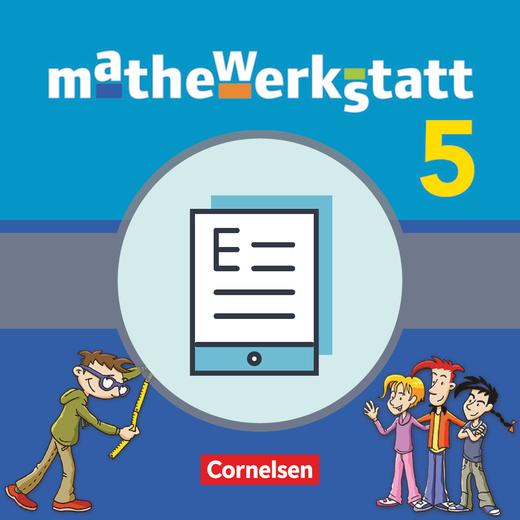 Mathewerkstatt - Schülerbuch als E-Book - 5. Schuljahr