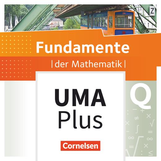 Fundamente der Mathematik - Unterrichtsmanager Plus - mit Download für Offline-Nutzung - Qualifikationsphase - Grundkurs