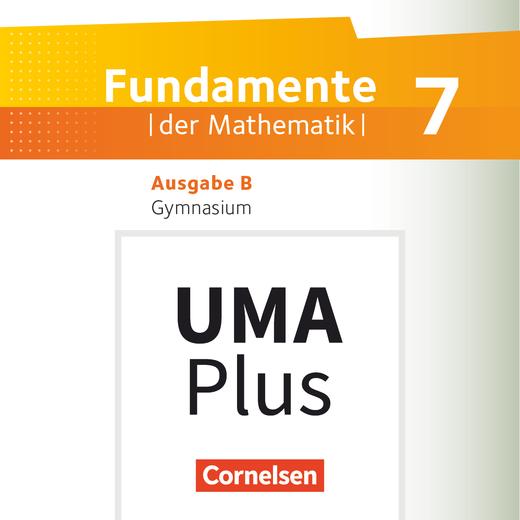 Fundamente der Mathematik - Unterrichtsmanager Plus online (Demo 90 Tage) - 7. Schuljahr