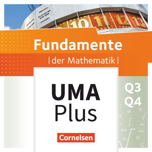 Fundamente der Mathematik - Unterrichtsmanager Plus - mit Download für Offline-Nutzung - 12. Schuljahr - Grundkurs