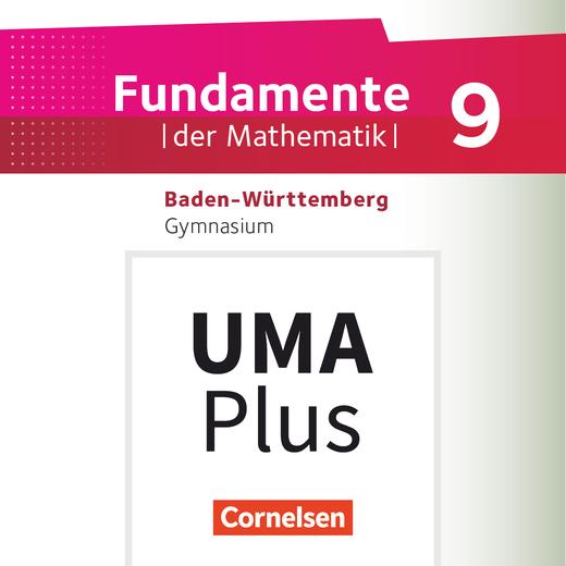 Fundamente der Mathematik - Unterrichtsmanager Plus - mit Download für Offline-Nutzung - 9. Schuljahr