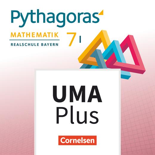 Pythagoras - Unterrichtsmanager Plus online (Demo 90 Tage) - 7. Jahrgangsstufe (WPF I)