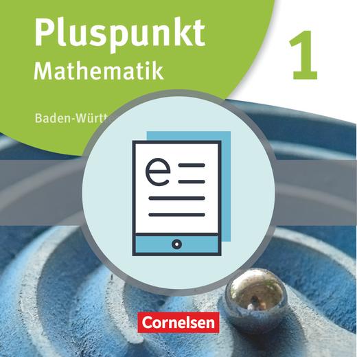 Pluspunkt Mathematik - Schülerbuch als E-Book - Band 1