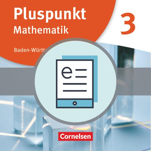 Pluspunkt Mathematik - Schülerbuch als E-Book - Band 3
