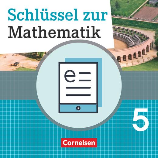 Schlüssel zur Mathematik - Schülerbuch als E-Book - 5. Schuljahr
