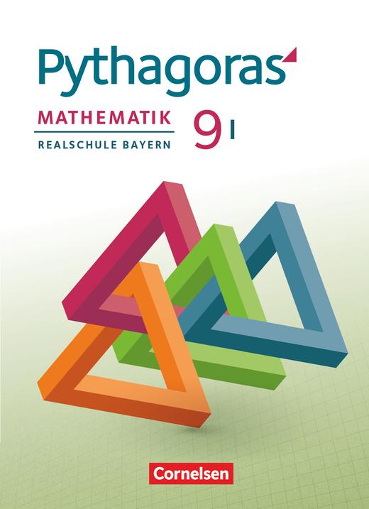 Pythagoras - Schülerbuch - 9. Jahrgangsstufe (WPF I)