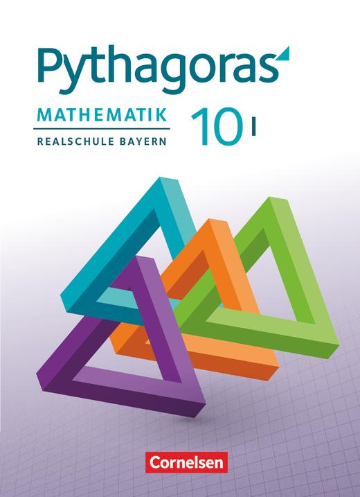 Pythagoras - Schülerbuch - 10. Jahrgangsstufe (WPF I)
