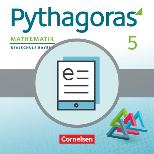 Pythagoras - Schülerbuch als E-Book - 5. Jahrgangsstufe