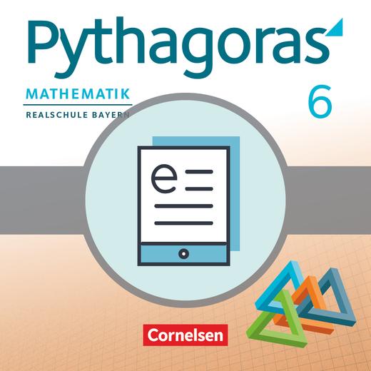 Pythagoras - Schülerbuch als E-Book - 6. Jahrgangsstufe