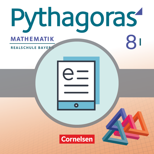 Pythagoras - Schülerbuch als E-Book - 8. Jahrgangsstufe (WPF I)