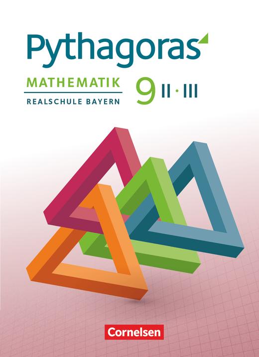 Pythagoras - Schülerbuch als E-Book - 9. Jahrgangsstufe (WPF II/III)